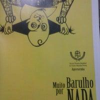 Photo taken at Escola Estadual de Teatro Martins Pena by Junior B. on 8/30/2014