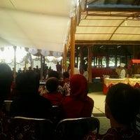 Photo taken at Omah Kampung by imam i. on 8/30/2014