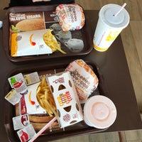 6/23/2018 tarihinde Meryl E.ziyaretçi tarafından Burger King'de çekilen fotoğraf