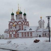 Photo taken at Троице-Сергиев Варницкий монастырь by Nataliya R. on 2/7/2015