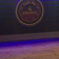 Photo taken at Cafe Da Fresco by Senem S. on 9/5/2013
