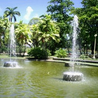 Photo taken at Parque 13 de Maio by Ju Matias L. on 2/25/2013