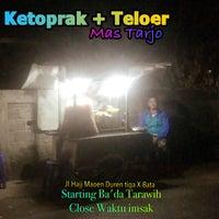 Photo taken at Ketoprak Mas Tarjo by AA   Ji Den 4ni  ®✔️ ا. on 6/18/2016