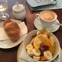 Das Foto wurde bei Café Neue Liebe von María R. am 1/14/2018 aufgenommen