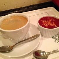 Photo taken at Café de Copain by Atsuko T. on 5/5/2013