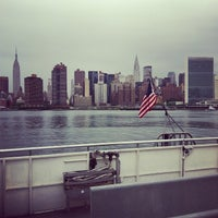 Photo taken at East River Ferry by Julian E. on 6/13/2013