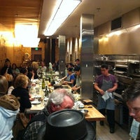 Photo taken at State Bird Provisions by Julian E. on 4/3/2013