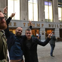 Photo taken at Trump Building by Julian E. on 9/27/2016