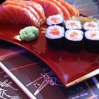 Photo taken at Kumo Sushi by Manu S. on 5/31/2013