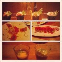 Photo taken at Nikai Sushi by Magaly M. on 2/7/2014