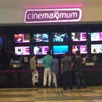 8/16/2013 tarihinde Serkan K.ziyaretçi tarafından Cinemaximum'de çekilen fotoğraf
