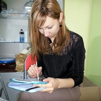 Photo taken at школа маникюра by Камальгид С. on 11/12/2013