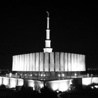 Photo taken at Provo Utah Temple by Spencer T. on 11/28/2012