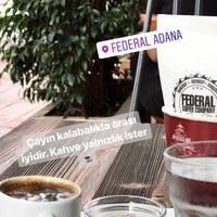 10/16/2018にBusra S.がFederal Coffeeで撮った写真