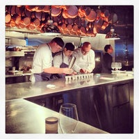 Photo taken at Chef's Table At Brooklyn Fare by Andrew L. on 7/29/2013