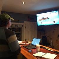 Photo taken at Ocean Yacht Club by John J. on 10/16/2015