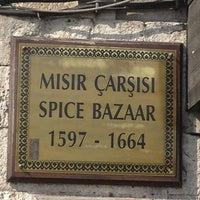 Foto tirada no(a) Spice Bazaar-Egyptian Bazaar por Leonor V. em 7/27/2013