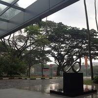 Photo taken at National University of Singapore (NUS) by Khadijah A. on 7/9/2013