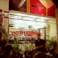 Photo taken at RM Padang Duta Minang by ♛ Mabi Y. on 1/15/2013