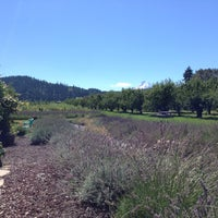 Photo taken at Hood River Lavender by Will C. on 8/18/2013