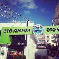 Photo taken at Paspas oto yıkama oto kuaför by C* kemal C* D. on 10/3/2014