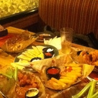 Photo taken at Applebee's Neighborhood Grill & Bar by Haley C. on 1/9/2013