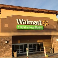 Photo taken at Walmart Neighborhood Market by Christopher M. on 1/7/2013