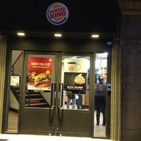 Photo taken at Burger King by 철한 복. on 4/10/2013