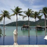 Photo taken at Pangkor Laut Resort by Siong on 5/31/2013