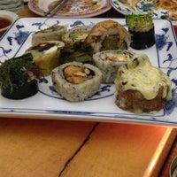 Photo taken at Miya's Sushi by Padmini P. on 3/10/2013