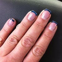 Photo taken at NC Nail & Spa 2000 by Kelly D. on 6/13/2013