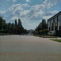 Photo taken at Майдан Свободи by Diana N. on 6/16/2013