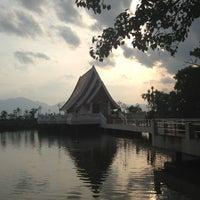 Photo taken at เป็นเลิศ by Yum Y. on 5/7/2013