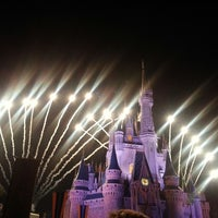 Photo taken at Wishes Nighttime Spectacular by Irina I. on 6/21/2013