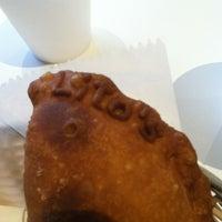 Photo taken at Lito's Empanadas by Rachel J. on 5/5/2013