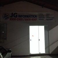 Photo taken at JG Informática by Gilleade S. on 3/24/2014