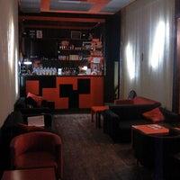 Photo taken at Арт-кафе «Стендаль» by Alexey B. on 1/31/2013