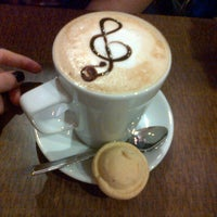 Photo taken at Coffee İstanbul by Gizem T. on 2/15/2013
