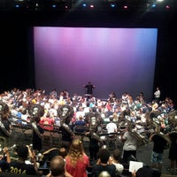 Photo taken at School of Music (MUS) by Don R. on 8/17/2014
