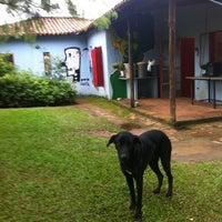 Photo taken at Chacara do Tuim by Talita M. on 1/26/2013