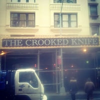Photo taken at Crooked Knife by Aerik V. on 3/25/2013