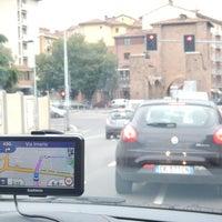 Photo taken at Porta Mascarella by David W. on 7/29/2014