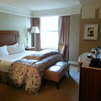 Photo taken at Loews Boston Hotel by Pedro G. on 7/14/2013