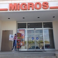 Photo taken at Misstanbul Migros by Muhlis Y. on 5/4/2014