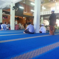 Photo taken at Masjid Al Ma'muriah by Aziz M. on 9/21/2012