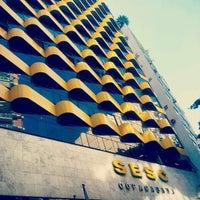 Foto tirada no(a) Hotel Sesc Copacabana por Gabriela G. em 2/13/2013