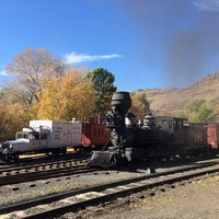 Photo taken at Colorado Railroad Museum by Dmitry K. on 10/27/2014