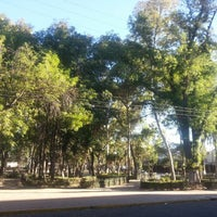 Photo taken at Parque Allende by Carlos M T. on 3/23/2013