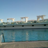 Photo taken at Titanic Swimming pool by Света Х. on 11/9/2013