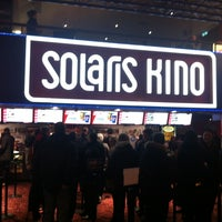 Photo taken at Apollo Kino Solaris by Sergej P. on 1/11/2013